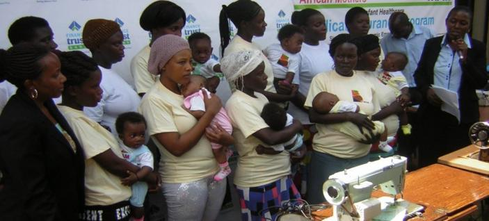 Mission for African Mothers. Harnessing the Potential of Women is a Collective Responsibility: